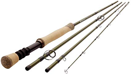 REDINGTON CRUX 4-PIECE FLY ROD