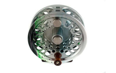 ABEL SUPER SERIES 9/10 REEL CUSTOM ATLANTIC SALMON FINISH