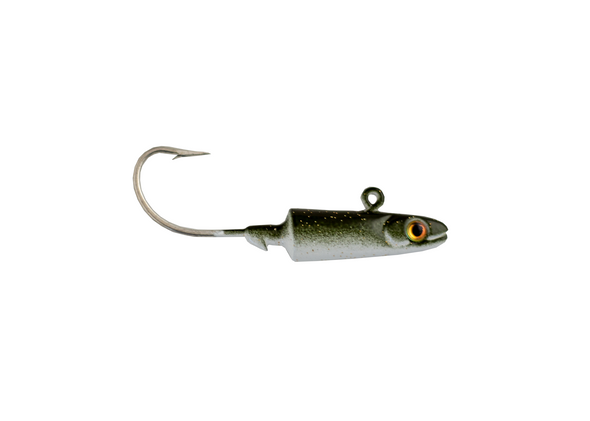 BILL HURLEY EEL JIG HEAD 1.3 OZ