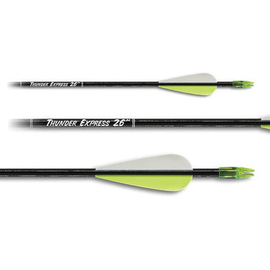 CARBON EXPRESS G0238 YOUTH THUNDER EXPRESS ARROW 28""
