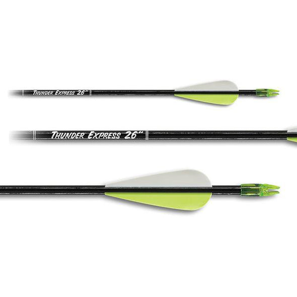 CARBON EXPRESS G0236 YOUTH THUNDER EXPRESS ARROW 26""