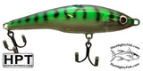 HAYWARD PERFORMANCE TACKLE CHUBHEAD WAKEBAIT fishing lure for striped bass, inshore and freshwater fishing