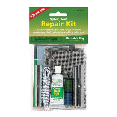 TEXSPORT NYLON TENT REPAIR KIT