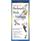 SIBLEY'S BACKYARD BIRDS OF THE NORTHEAST FOLDING GUIDE