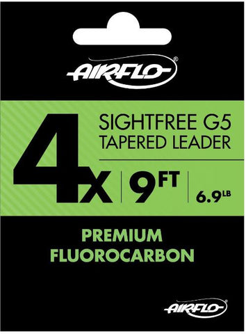 AIRFLO TAPERED FLOURO LEADER