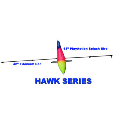PLAY ACTION 42'' HAWK SPLASH BAR