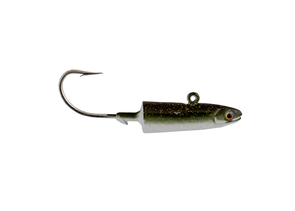 BILL HURLEY SAND EEL JIG HEAD 4 OZ