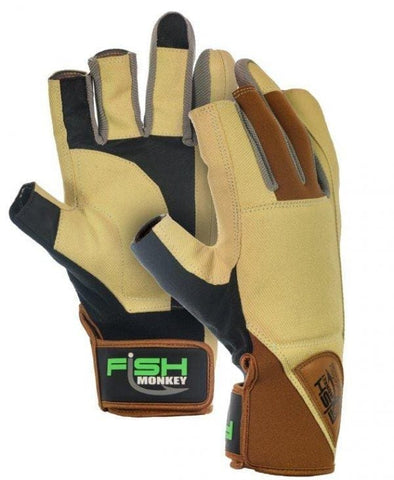 FISH MONKEY FM14 BEAST MASTER HEAVY WEIGHT WIRING GLOVE