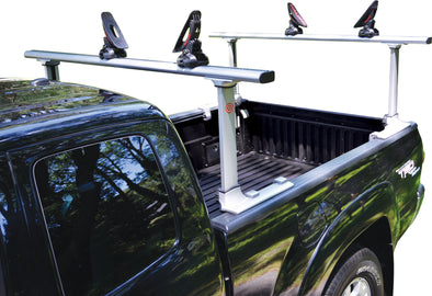 MALONE SADDLE UP PRO W/T-SLOT TRUCK RACK HARDWARE