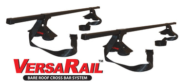 "MALONE VERSARAIL BARE ROOF RAIL CROSS SYSTEM (58"")"