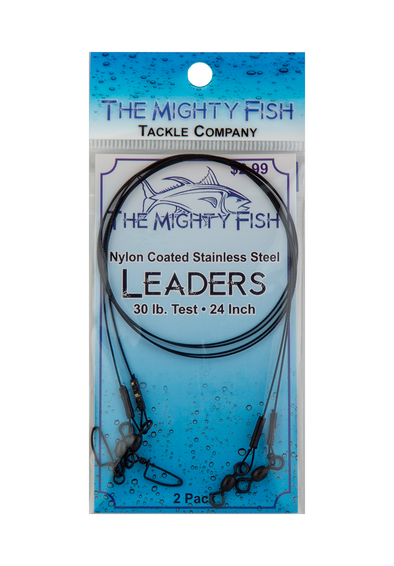 THE MIGHTY FISH TACKLE COMPANY WIRE LEADER