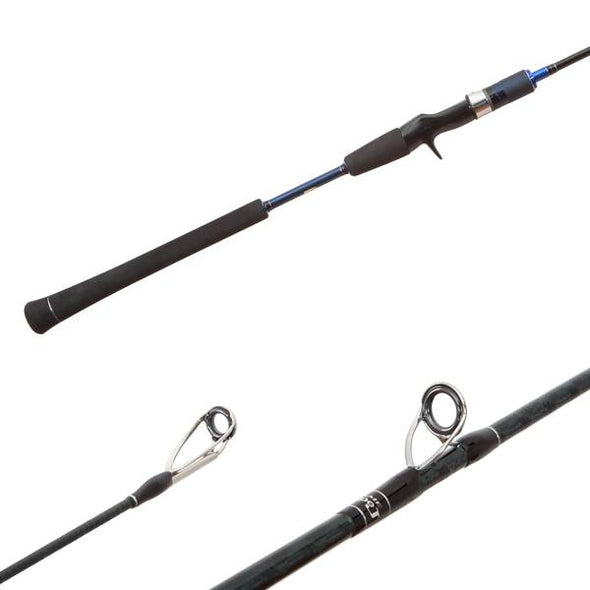 "SHIMANO GAME TYPE J 5'9"" 210G JIGGING ROD"