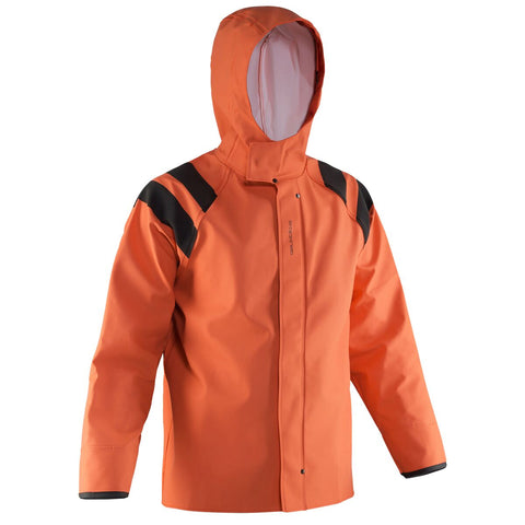 GRUNDENS SEDNA 462 HOODED COMMERCIAL FISHING JACKET