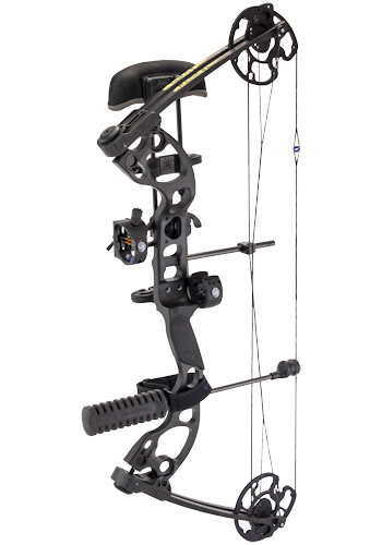 "QUEST RADICAL BOW 25/40 17.5""-30"" RH/BK"