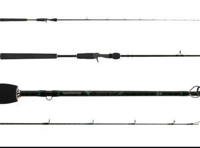 SHIMANO TREVALA S CONVENTIONAL ROD