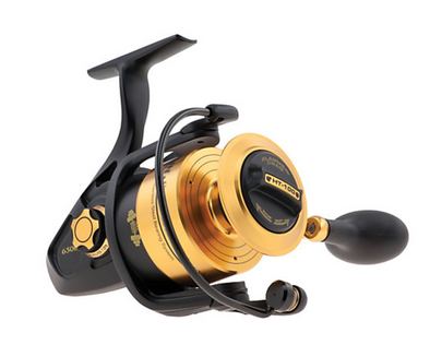 BUY A PENN SPINFISHER V SPINNING REEL AND GET IT SPOOLED FOR FREE!