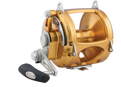 PENN INTERNATIONAL VIS TWO SPEED TROLLING REEL