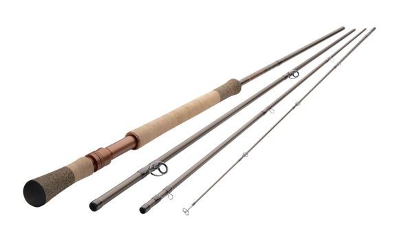 REDINGTON DUALLY II 4-PIECE FLY ROD