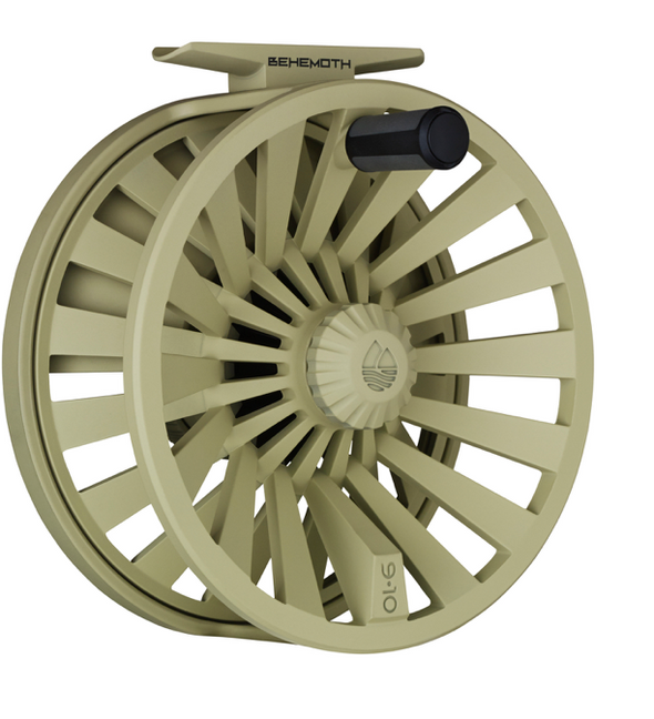 BUY A REDINGTON BEHEMOTH 5/6 LARGE ARBOR REEL AND GET A FREE FLY LINE & BACKING!