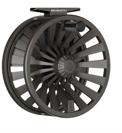 BUY A REDINGTON BEHEMOTH 7/8 LARGE ARBOR REEL AND GET A FREE FLY LINE & BACKING!