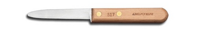 "DEXTER 3"" TRADITIONAL CLAM KNIFE"