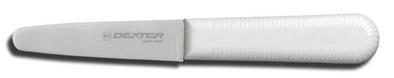 "DEXTER 3 3/8"" SANI-SAFE CLAM KNIFE"