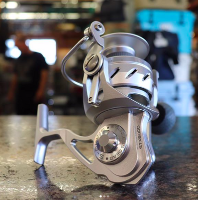 BUY A TSUNAMI SALTX 6000 SPINNING REEL AND GET IT SPOOLED FOR FREE!