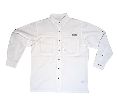 BIMINI BAY IV LONG SLEEVE SHIRT WITH BLOODGUARD