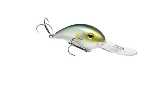 STRIKE KING PRO MODEL 3XD CRANKBAIT 2""