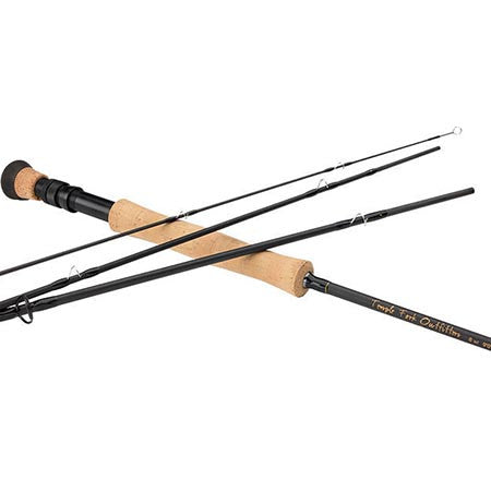 TEMPLE FORK PRO SERIES II 4-PIECE FLY ROD