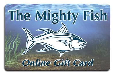 Mighty Fish Gift Card