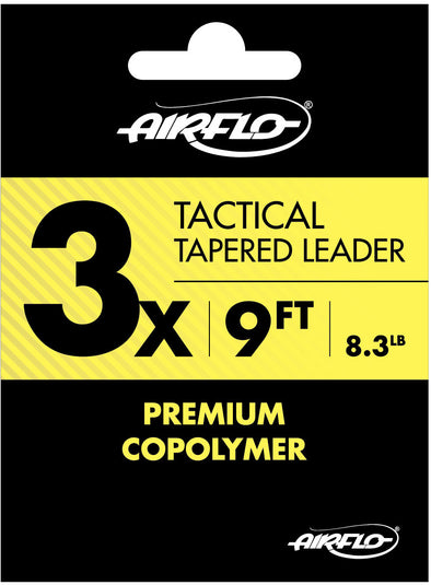 AIRFLO TAPERED TACTICAL MONO LEADER
