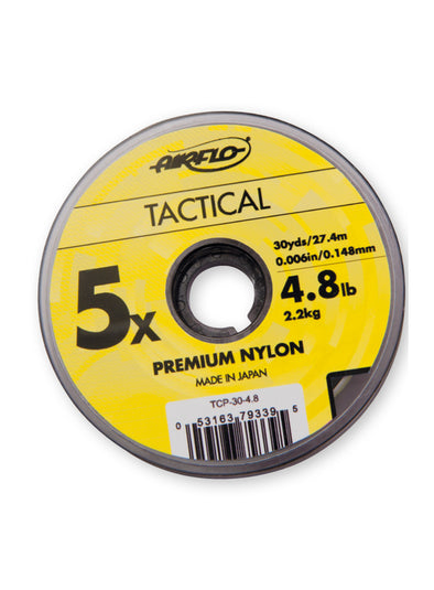 AIRFLO TACTICAL CO-POLY TIPPET