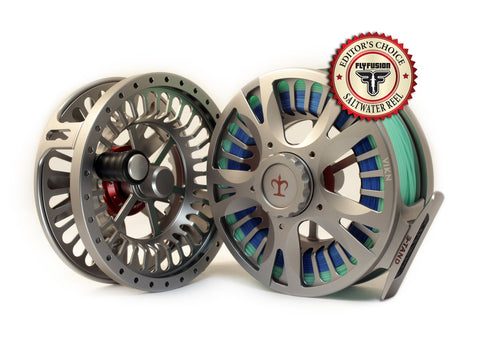 BUY A 3-TAND VIKN V-50 FLY REEL AND GET A FREE FLY LINE AND BACKING!