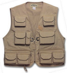 THE GLOBAL FLY FISHER UTILITY VEST