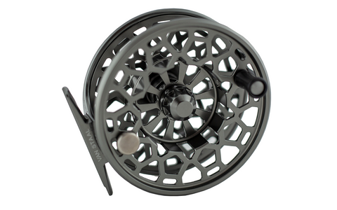 BUY A VAN STAAL VF7LW SERIES FLY REEL AND GET A FREE FLY LINE & BACKING!