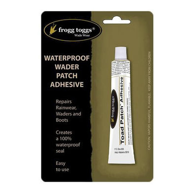 FROGG TOGGS WADER PATCH ADHESIVE