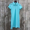 MONTAUK TACKLE COMPANY WOMEN'S PERFORMANCE S/S POLO DRESS