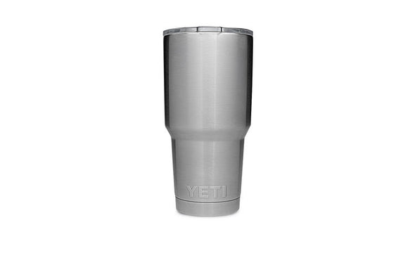 YETI RAMBLER WITH MAGSLIDER LID 30 OZ - stainless