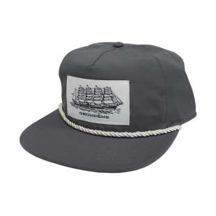 GRUNDENS CAPTAINS HAT