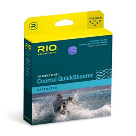 RIO COASTAL QUICKSHOOTER XP FLY LINE