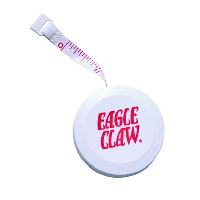 "EAGLE CLAW 60"" FLEXIBLE TAPE MEASURE"