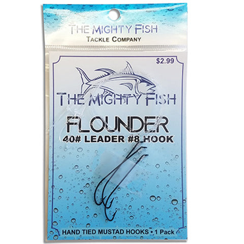 THE MIGHTY FISH TACKLE COMPANY FLOUNDER RIG