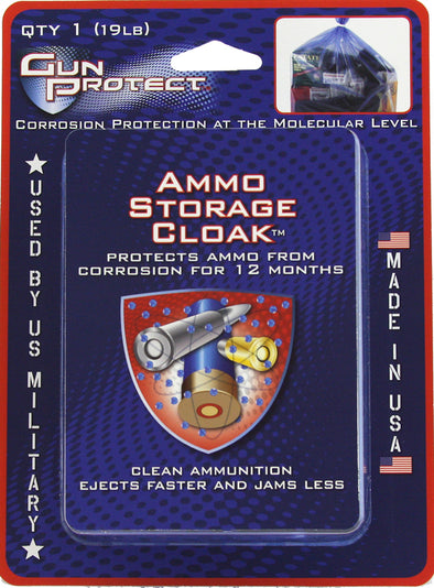 GUN PROTECT AMMO STORAGE CLOAK