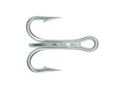MUSTAD TREBLE 5X DURASTEEL HOOK