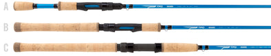 TEMPLE FORK TACTICAL INSHORE SPINNING ROD