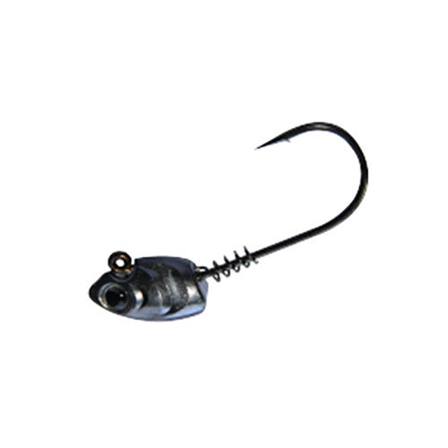 GAMAKATSU SWIM BAIT HEAD BLACK