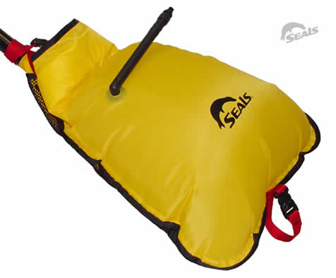 SEALS INFLATABLE PADDLE FLOAT