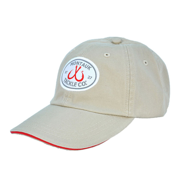 MONTAUK TACKLE COMPANY PATCH HAT