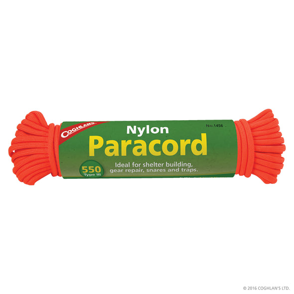 COGHLAN'S PARACORD 50 FT